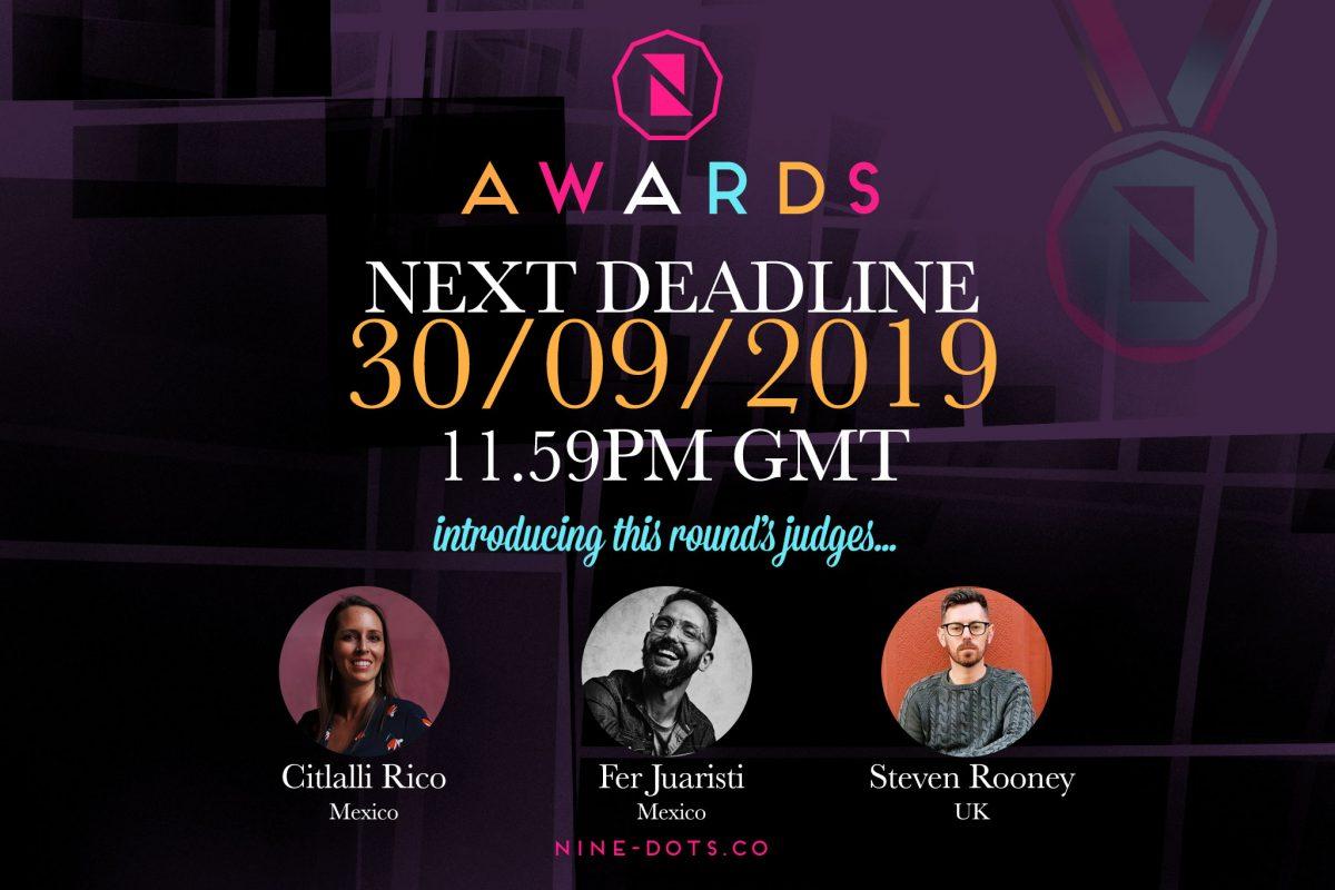 NineDots Awards Entry Form