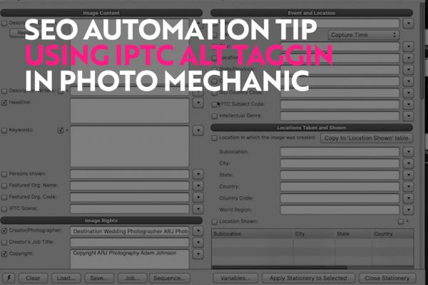 photo mechanic seo tip