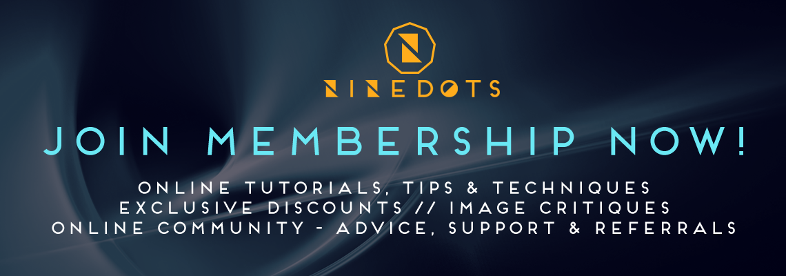 Join NineDots - Wedding Photography Training Community