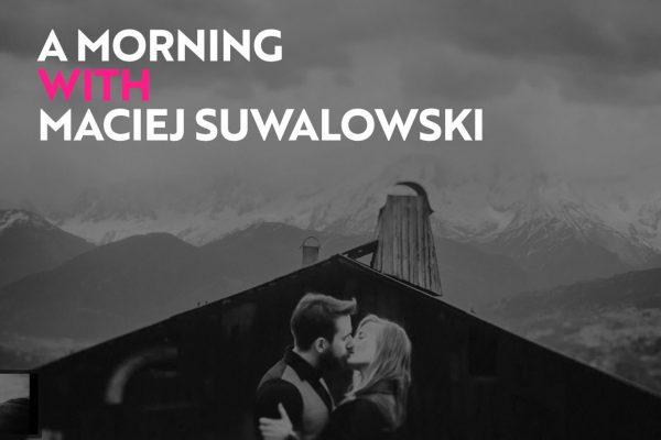 Maciej suwalowski interview wedding photography