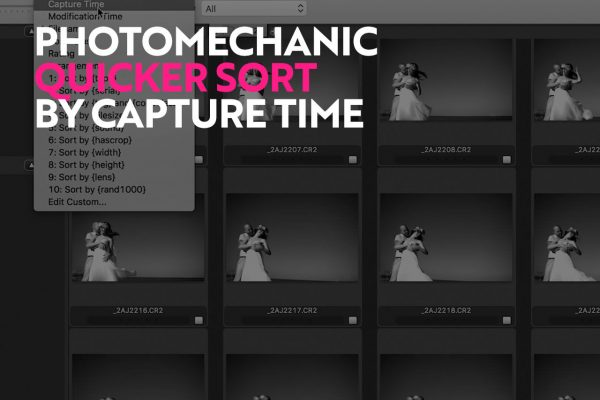 photo mechanic tutorial