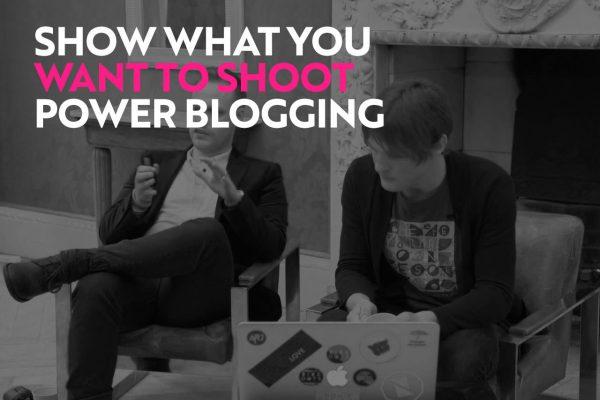 blogging tips wedding photographers