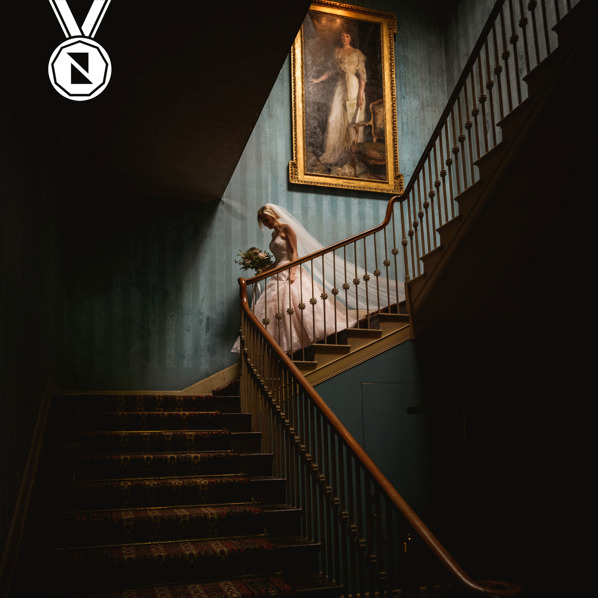 NineDots Awards - Wedding Photographer of the year 2020 - Robin Goodlad