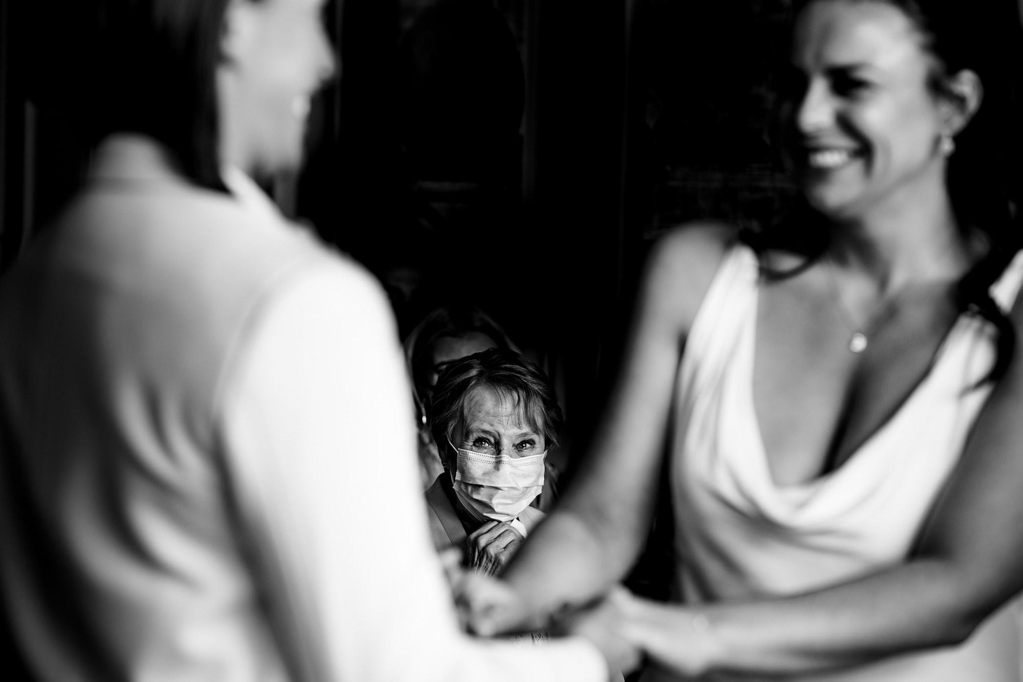 20 Best COVID Wedding Photographs